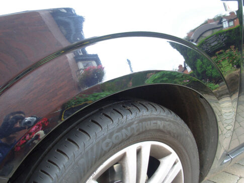 Bodyline Dent 4 (Vauxhall Zafira After)