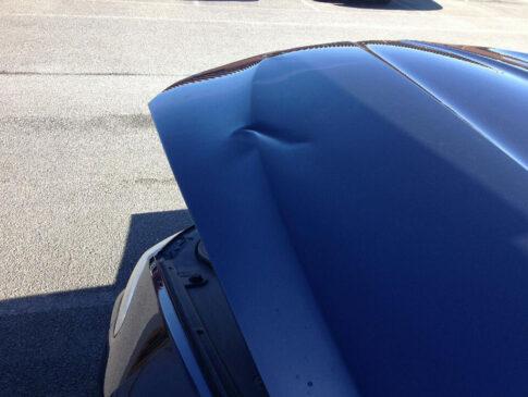Bonnet Dent 1 (BMW Before)