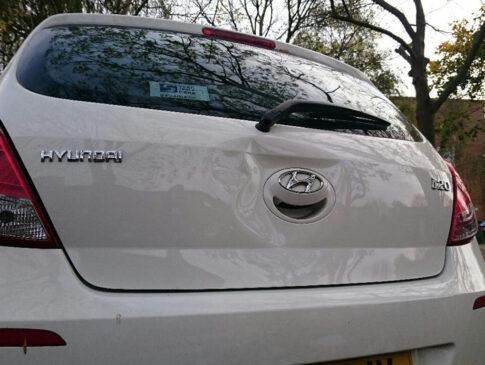 Complex Dent 3 (Hyundai i20 Before)