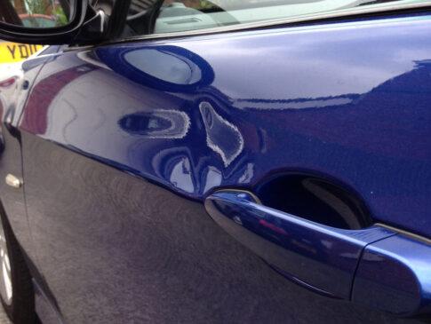 Door Dent 3 (BMW Before) (2)