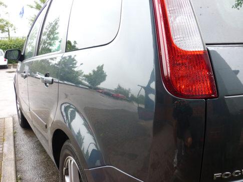 Quarter Panel Dent 2 (Ford Focus After)