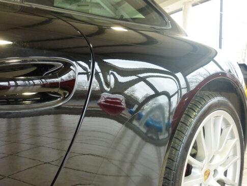 Quarter Panel Dent 3 (Porsche 911 Before)